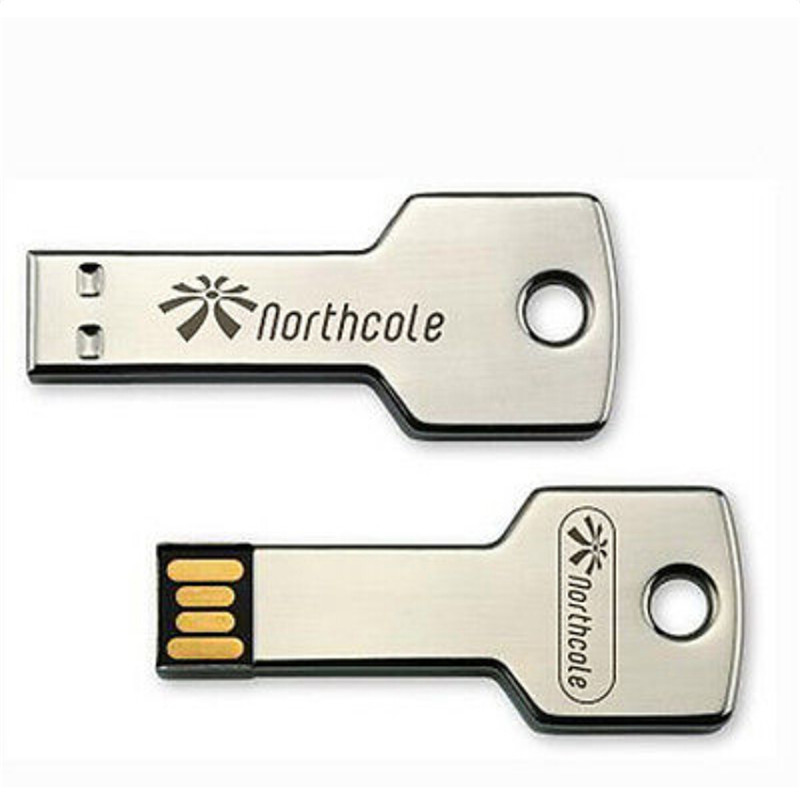 Key 2GB USB 100pcs